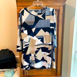 Alfani blouse XL